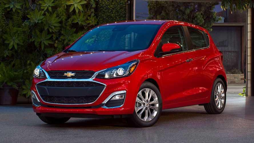 Chevrolet Spark Geser Mirage sebagai Mobil Subkompak Termurah di AS