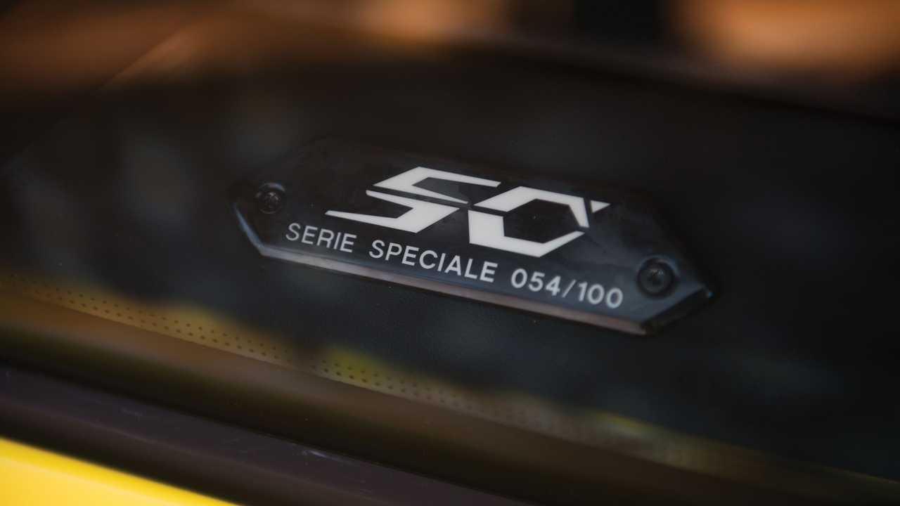 Aventador 50° - 2013