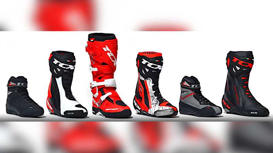 Dainese Acquires Motorcycle Boot Maker TCX