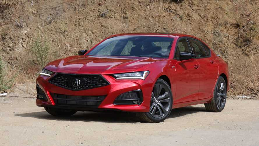 2021 Acura TLX Already Offered With Nearly $3,000 In Lease Incentives