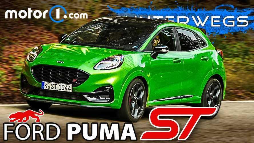 Video: Ford Puma ST im Test - Seltsam und trotzdem toll!