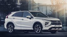 mitsubishi eclipse cross 2022 facelift