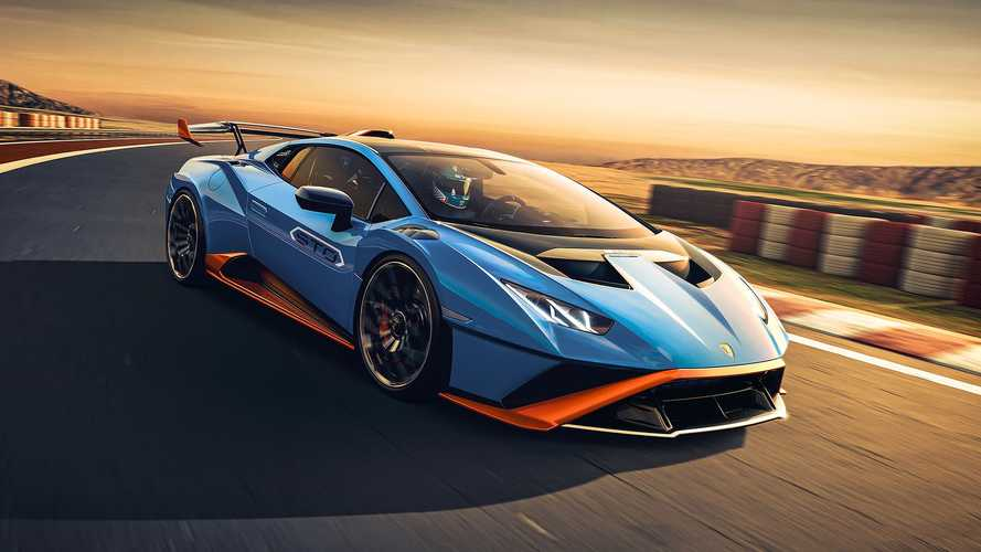 Lamborghini Huracan STO revealed as £217,000 race car for the road