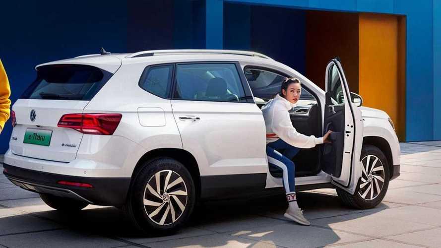 Volkswagen e-Tharu 2021