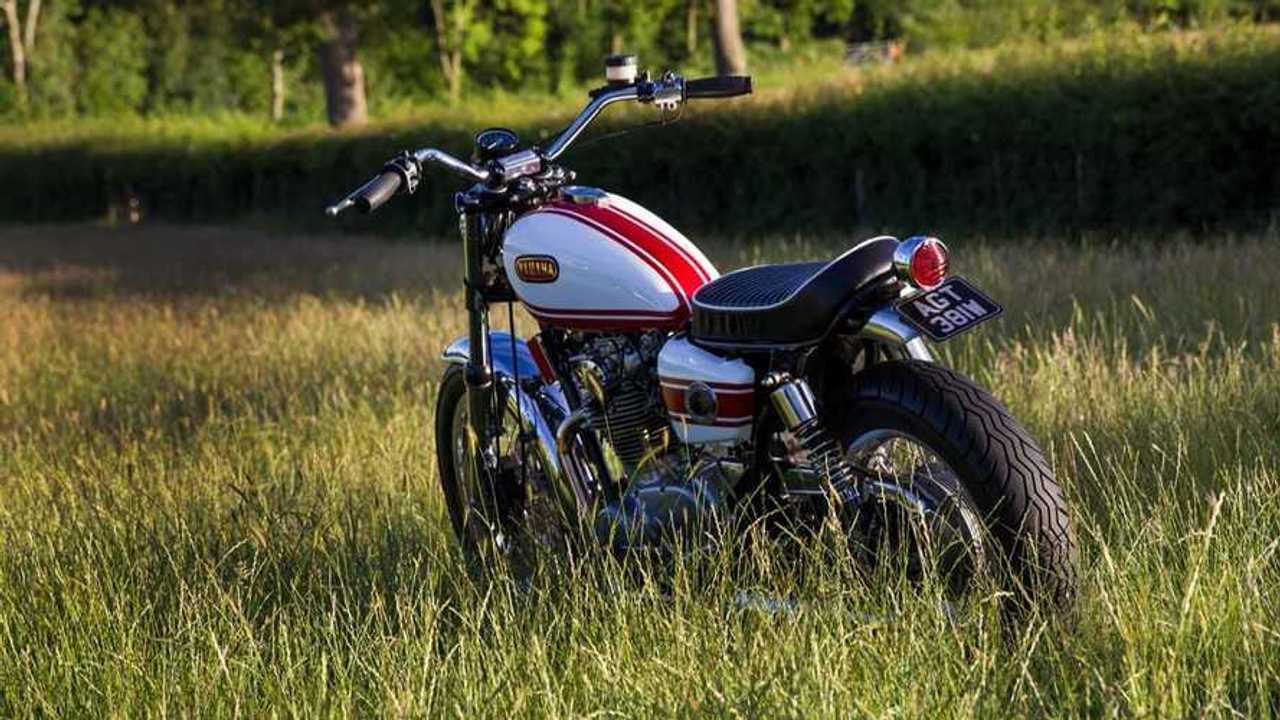 Hoxton Moto Custom 1981 Yamaha XS650