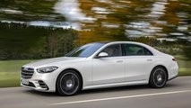 2021 Mercedes-Benz S-Class: First Drive