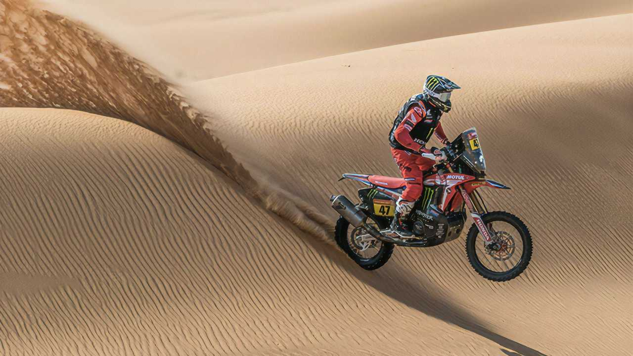 Kevin Benavides, 2021 Dakar Rally Winner
