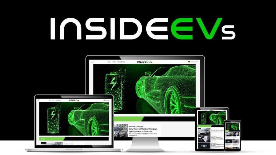 InsideEVs Alemanha: nova edição do site de mobilidade elétrica está no ar