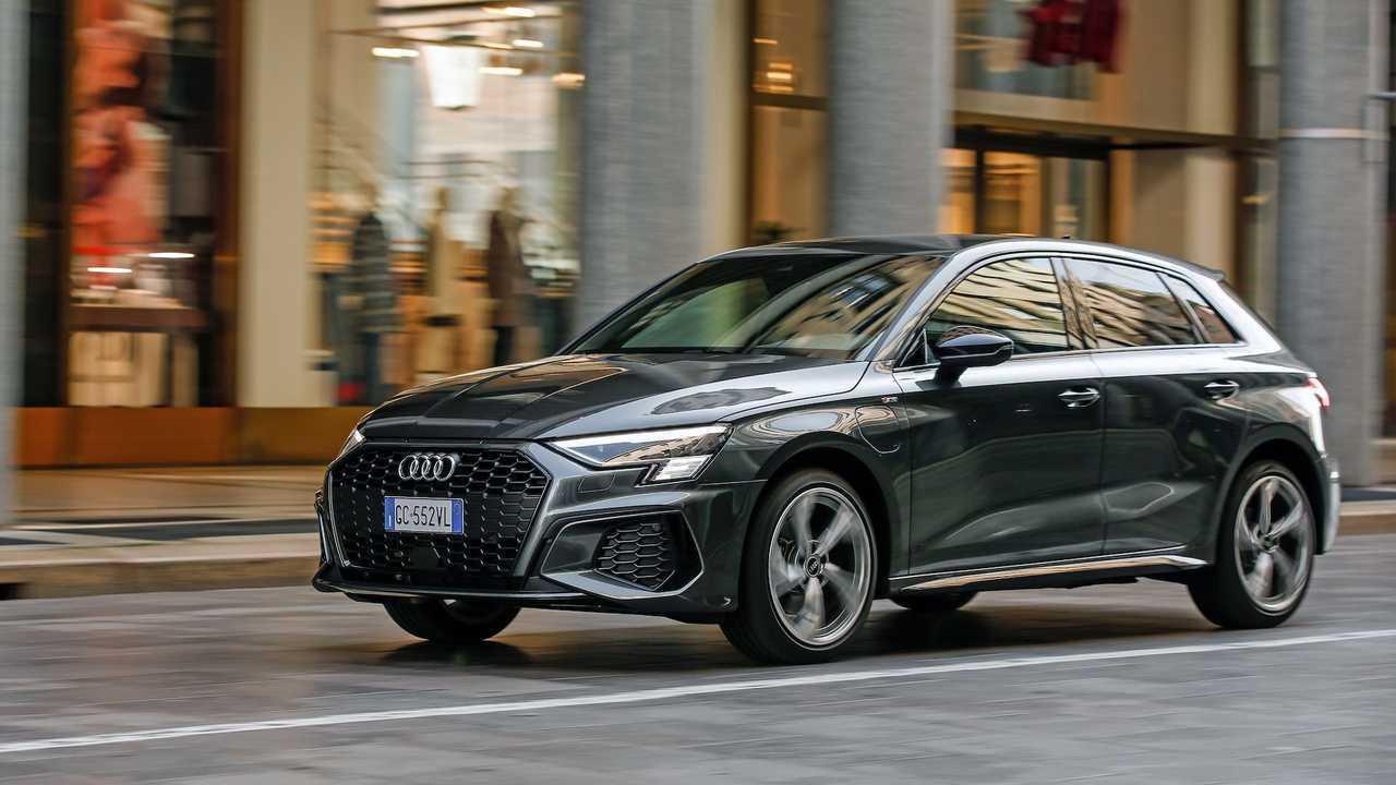 Novo Audi A3 Sportback TFSI e