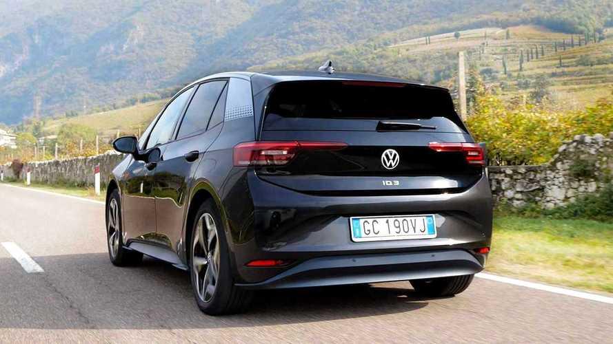 Volkswagen ID.3 foi o carro elétrico mais vendido na Europa em outubro