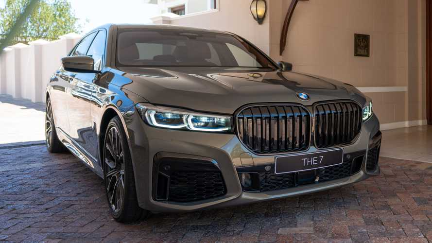 BMW 7 Series Becomes Luxury Hotel Shuttle In Cape Town