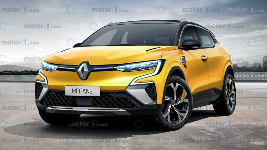 Эксклюзивные изображения нового Renault Megane от Motor1