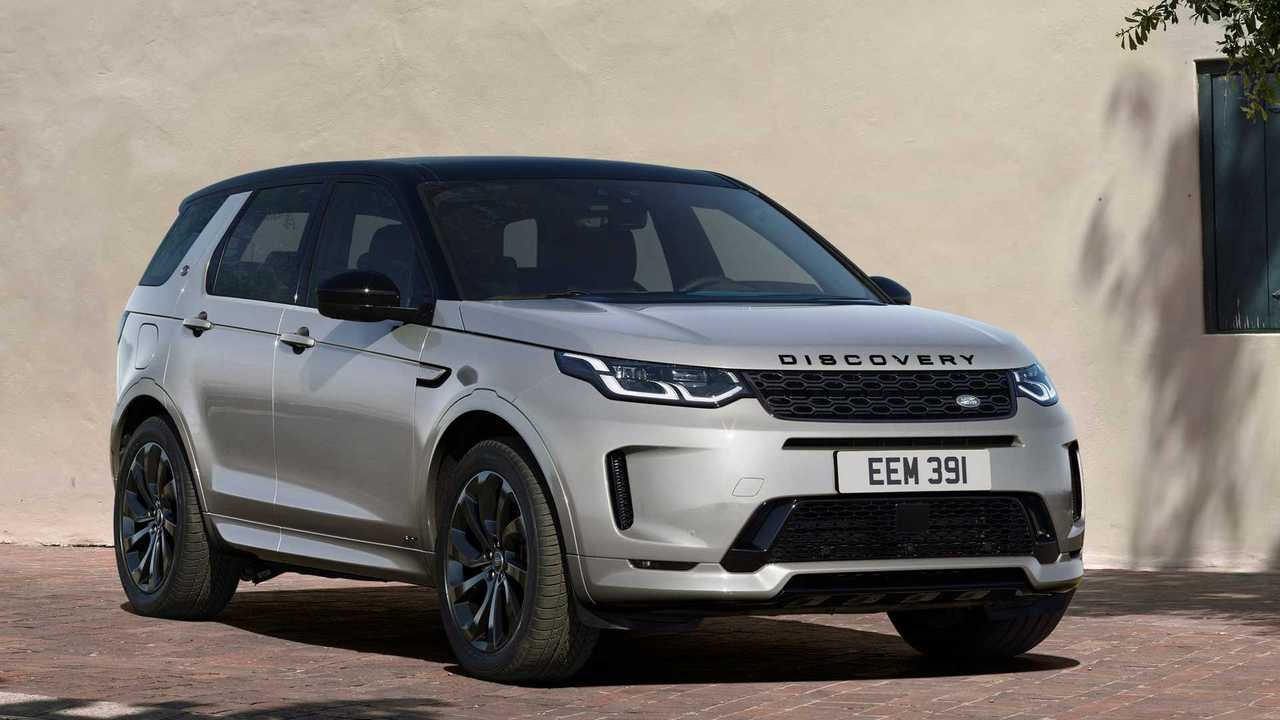 Landrover Discovery Sport 2021 (4,60 Meter)