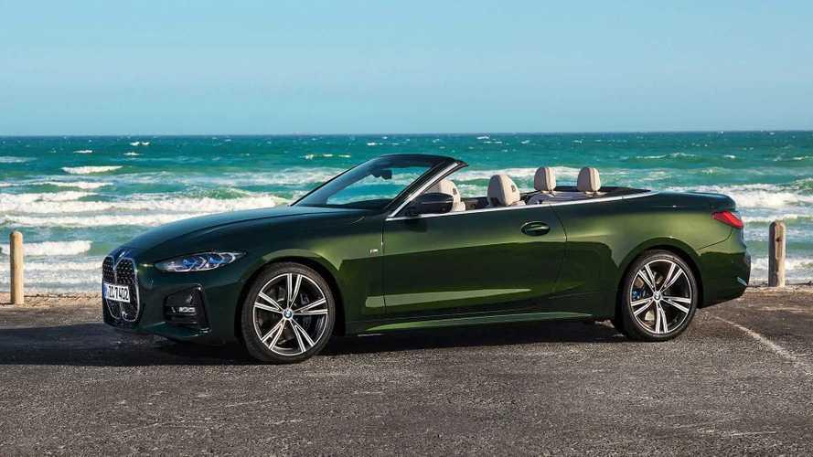 BMW 4er Cabrio (2021): Das so genannte ...