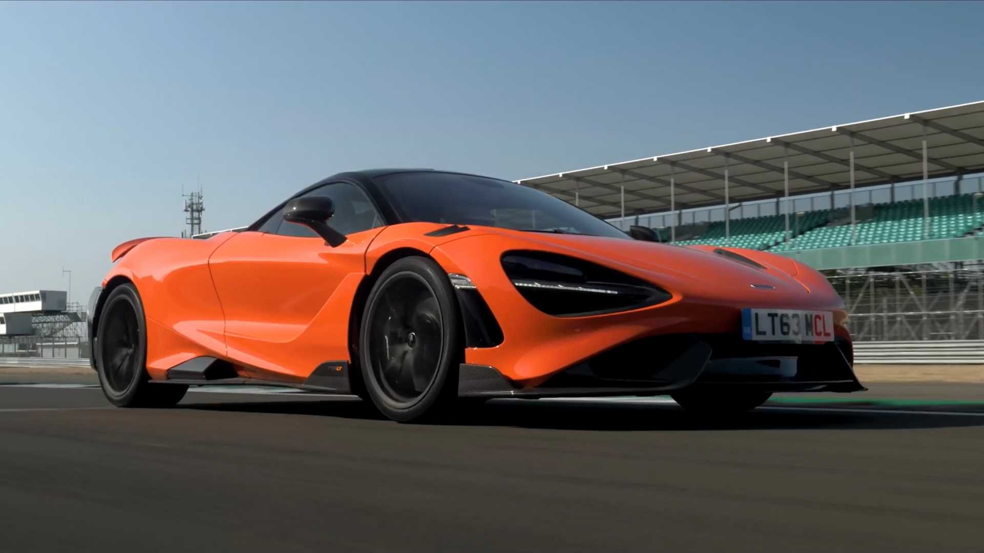 See The McLaren 765LT Hit 150 MPH in Less Than 10 Seconds