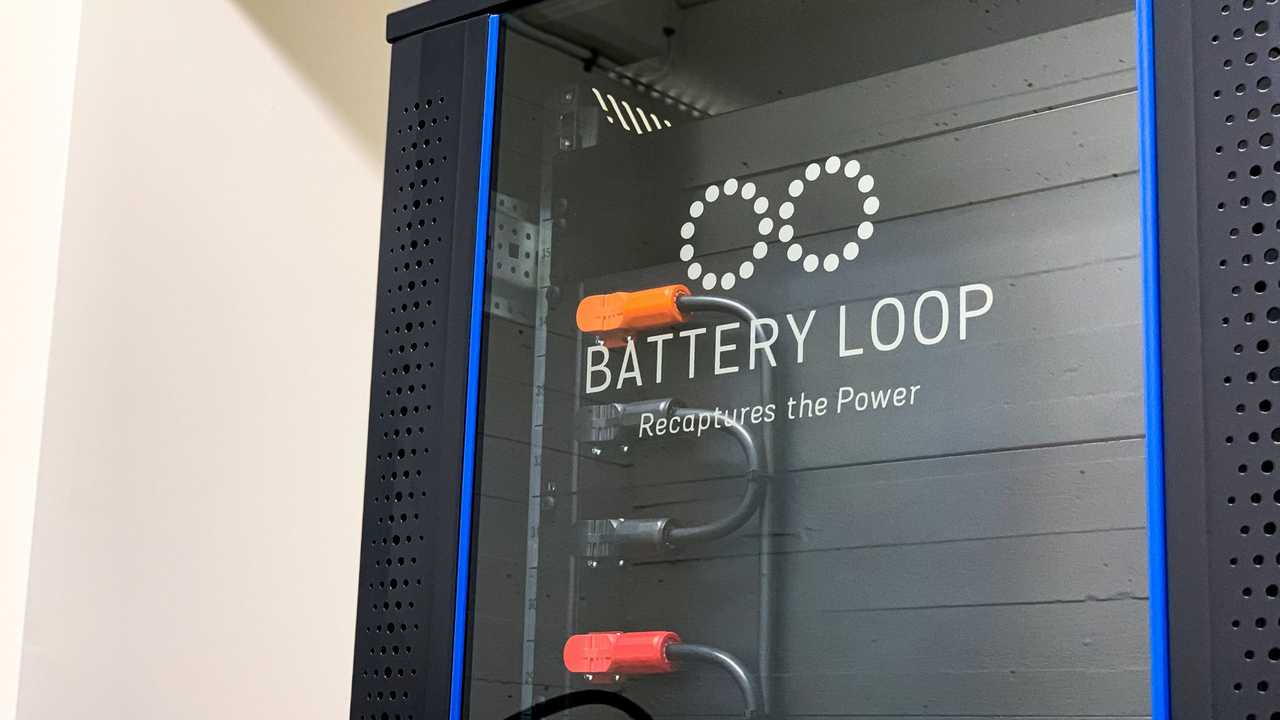 Stena's Batteryloop Gives Volvo Bus Batteries A Second Life