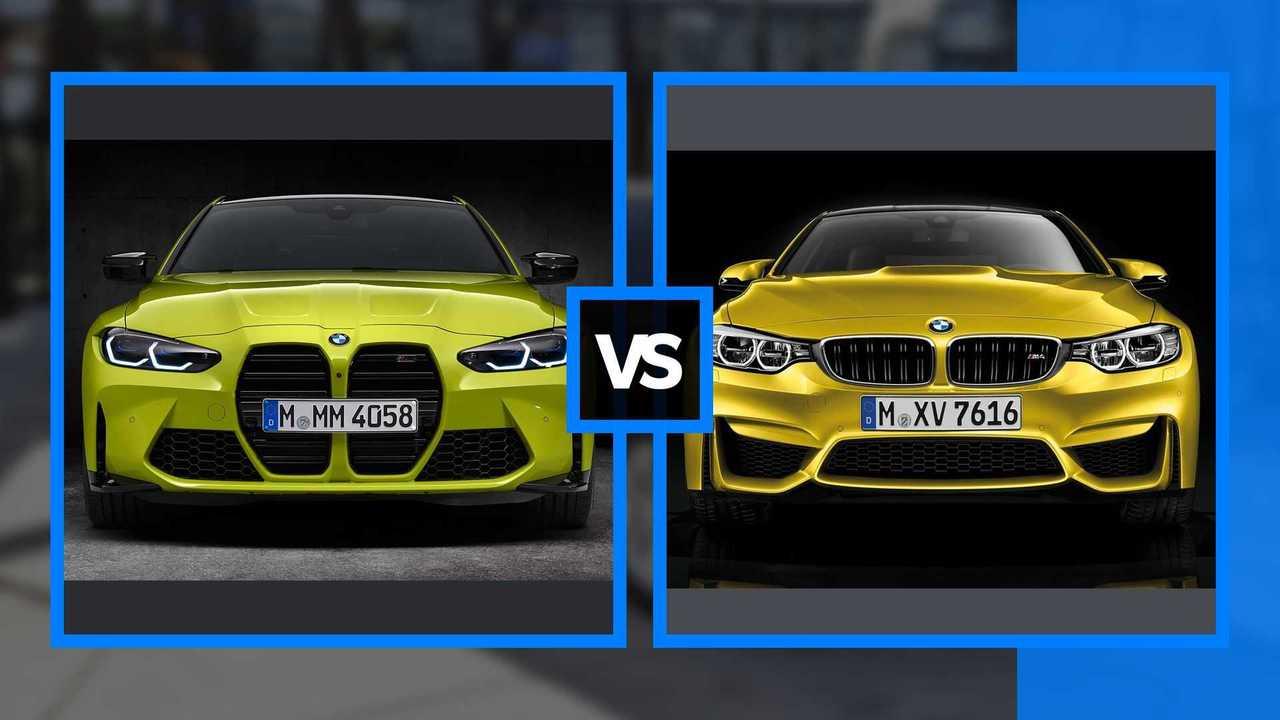 Comparatif BMW M4