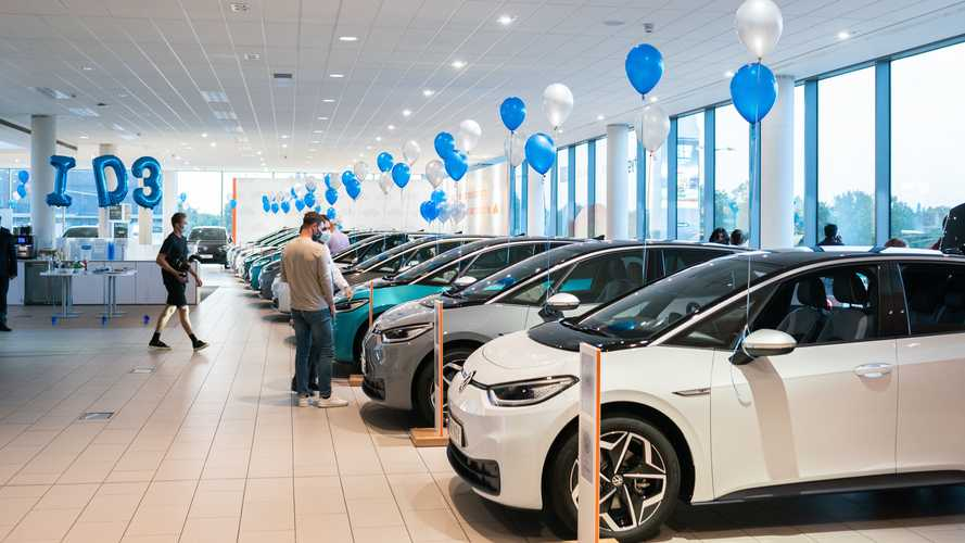 Volkswagen faz investimento bilionário e quer liderança em carros elétricos