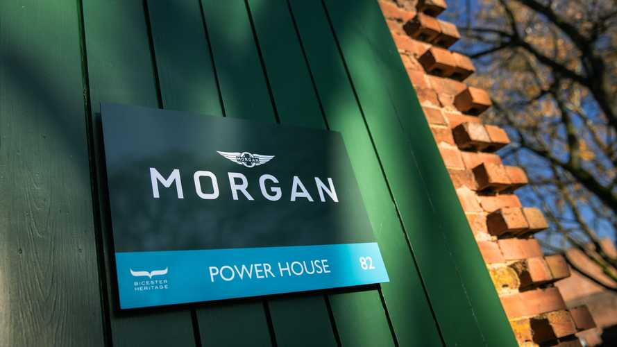 Morgan to open new Bicester experience centre