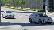 audi electric suv spy shots