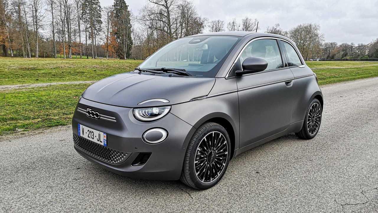 Fiat 500 e (2020)