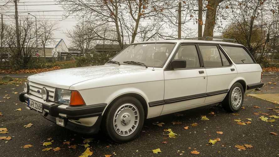 Zeitreise: Unterwegs im Ford Granada Turnier 2.8 Injection (1984)