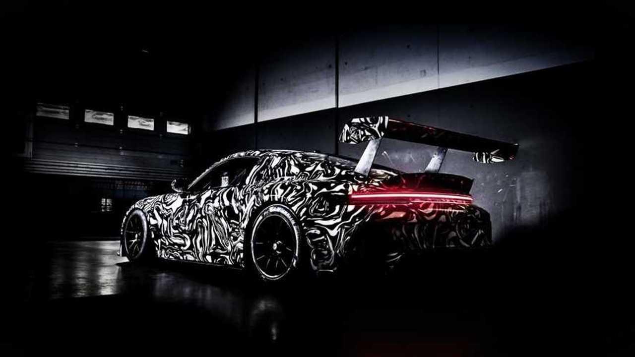 New Porsche 911 GT3 Cup