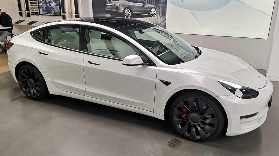 À la découverte de la Tesla Model 3 2021