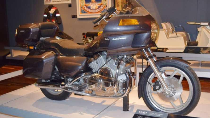 Harley-Davidson Project Nova: il 4 cilindri mai prodotto