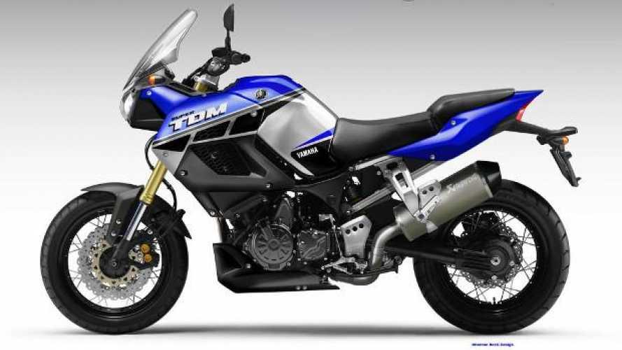Yamaha TDM 1200 by Oberdan Bezzi