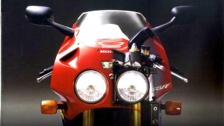Honda RC45: il V4 allo stato dell'arte