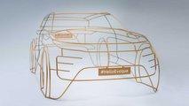 Nuova Range Rover Evoque, il primo teaser