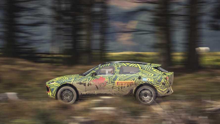 2025-re megduplázná eladásait az Aston Martin