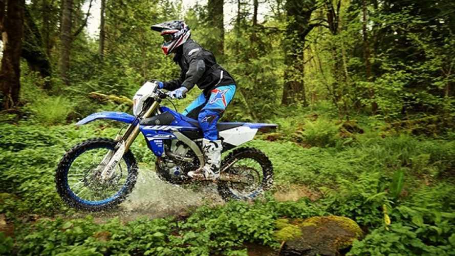Yamaha, i prezzi delle nuove WR e dell'X-MAX 125