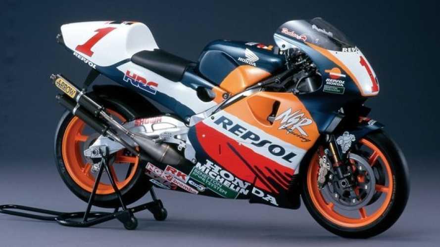 Honda NSR 500: regina di coppe