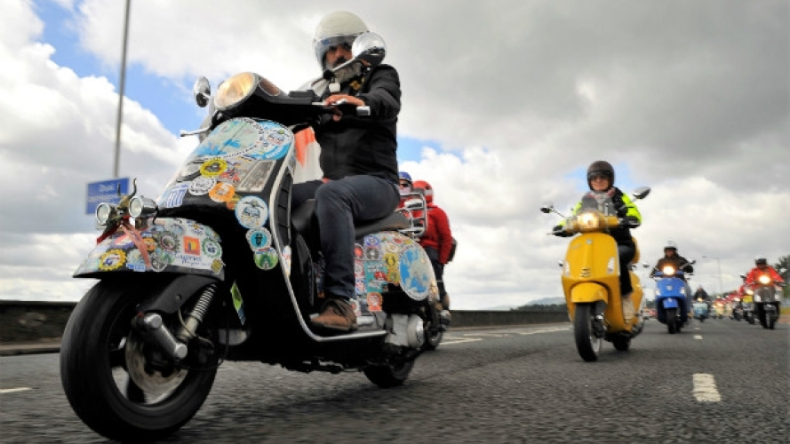 Vespa World Days: un successo globale