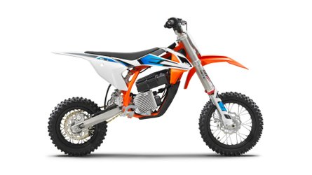 KTM Joins The Electric Minibike Game With The SX-E 5