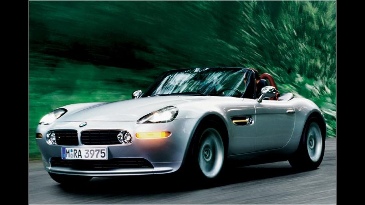 8. Platz: BMW Z8