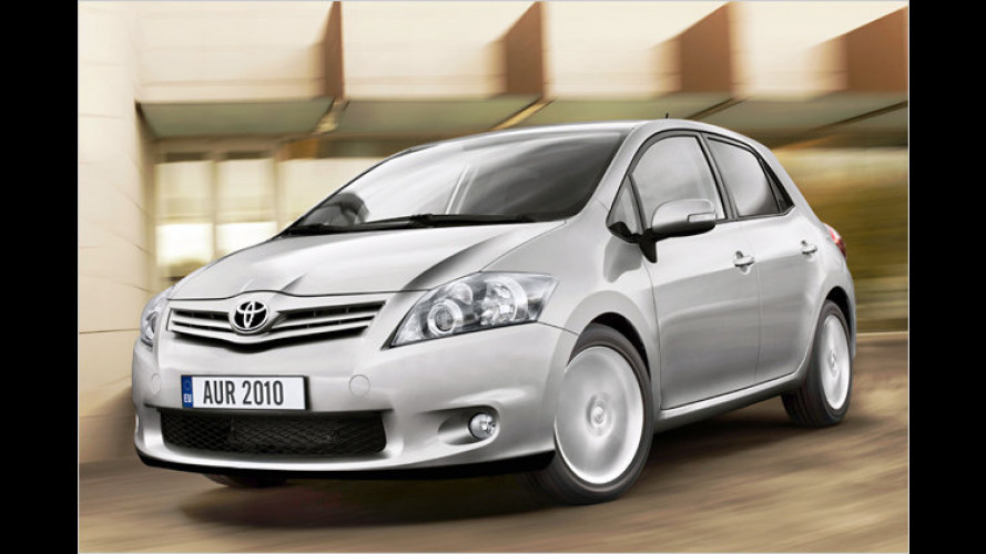 Verbesserungen en detail: Toyota Auris nach dem Facelift