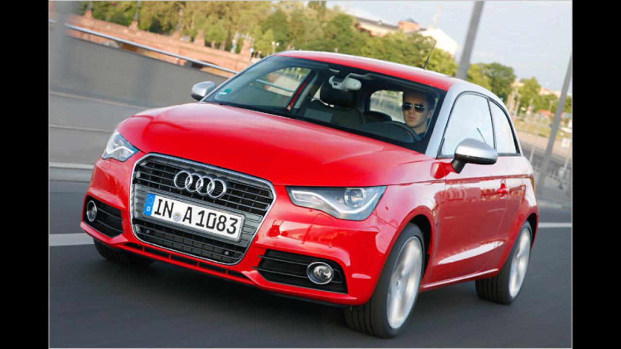 Audi A1 im Test