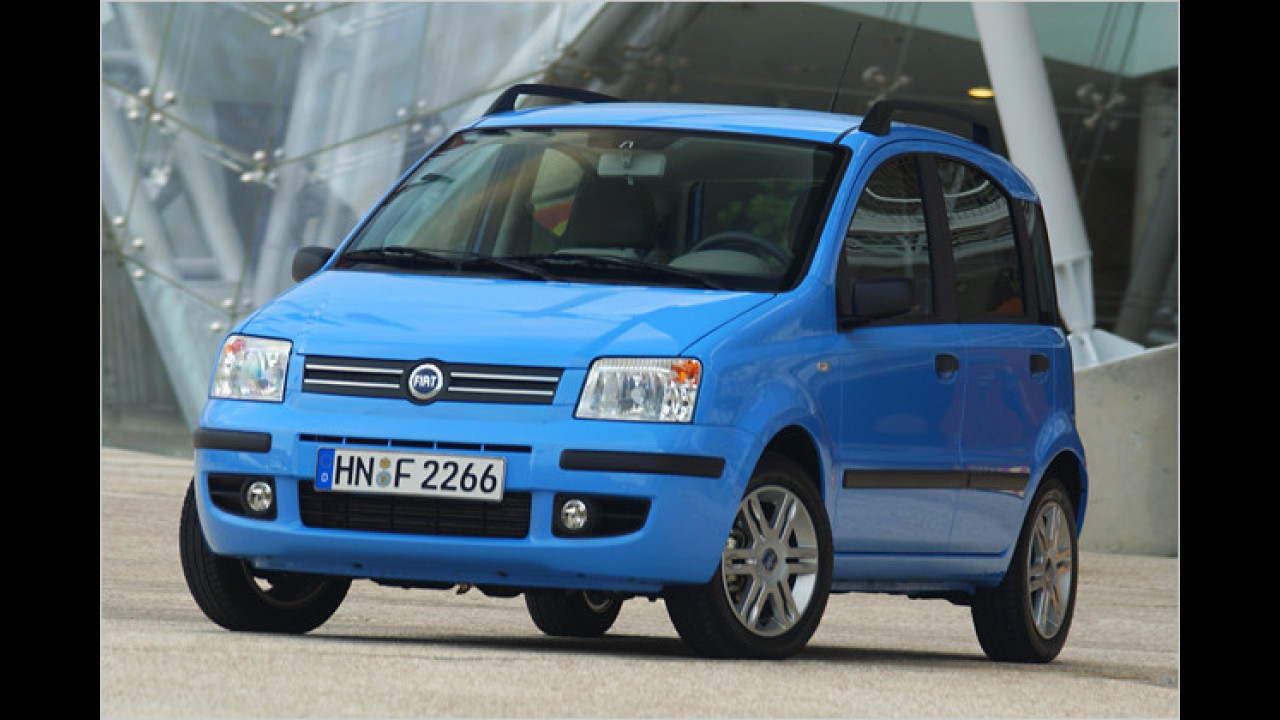 Fiat Panda 1.1 8V Active