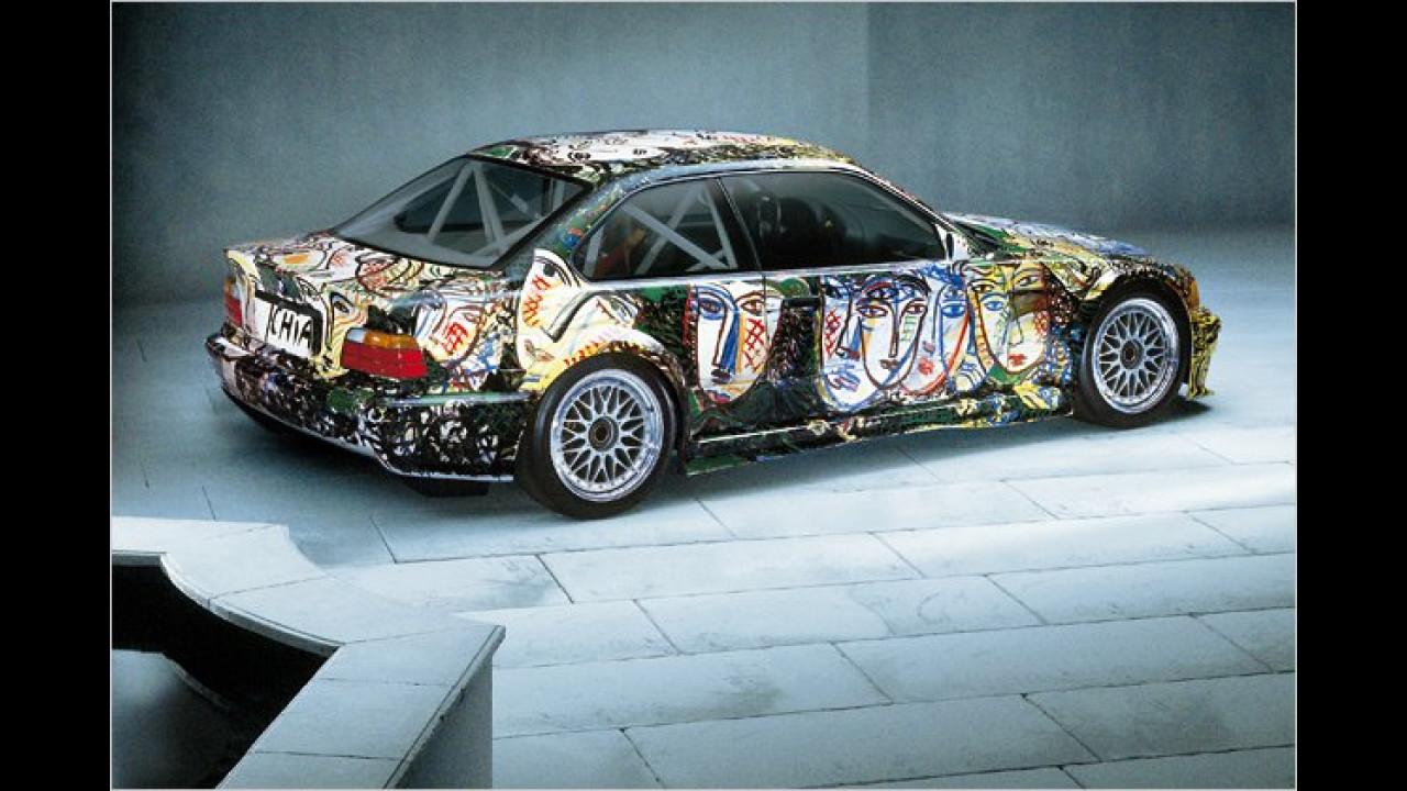 BMW 3er Renntourenwagen: Sandro Chia (1992)