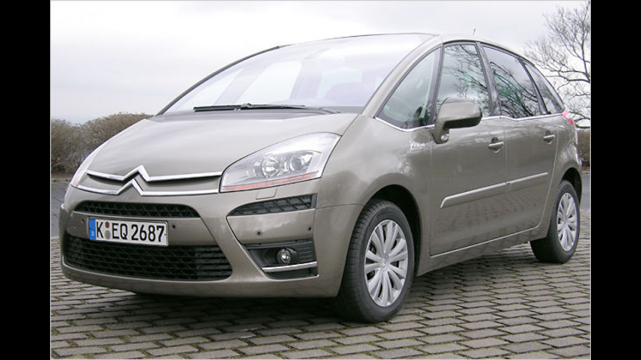 Citroën C4 Picasso HDi 110 FAP Style EGS6