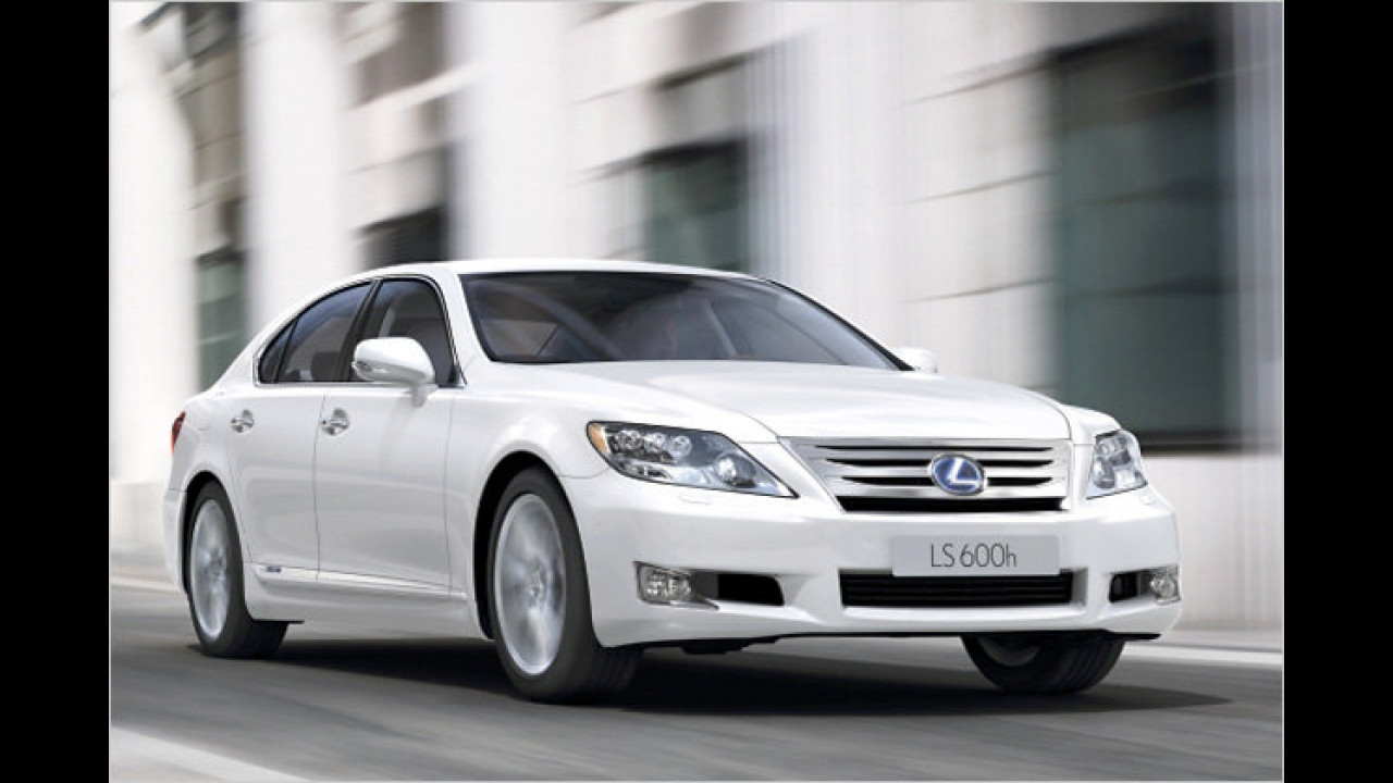 Lexus LS 600h L Ambience AWD