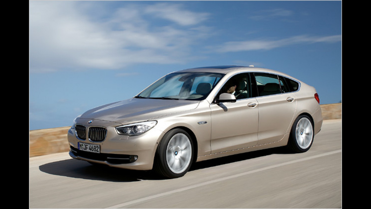BMW 535i Gran Turismo Automatic