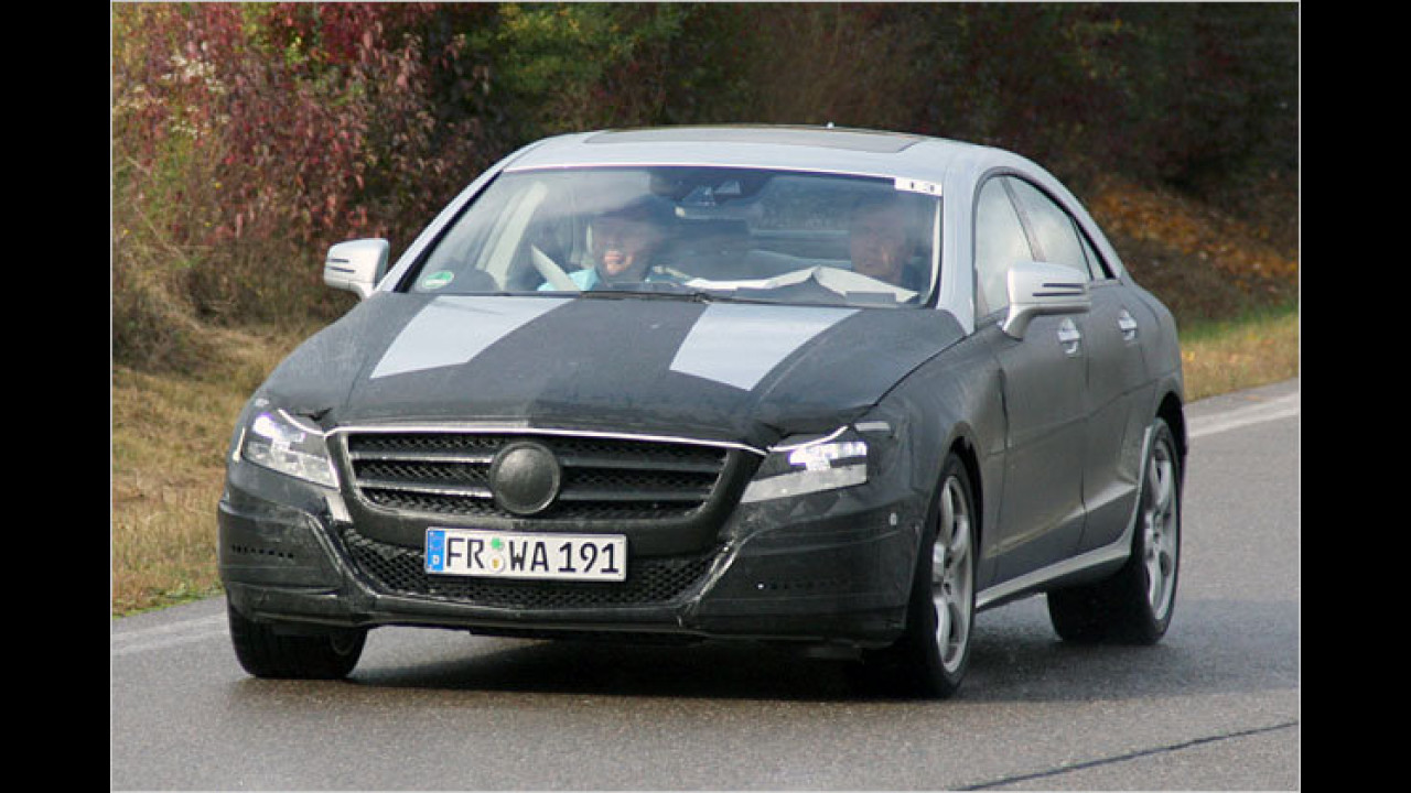 Neuer Mercedes CLS