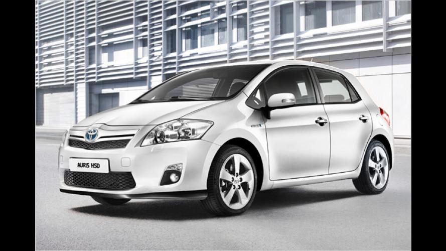 Toyota Auris Hybrid: Soviel kostet er