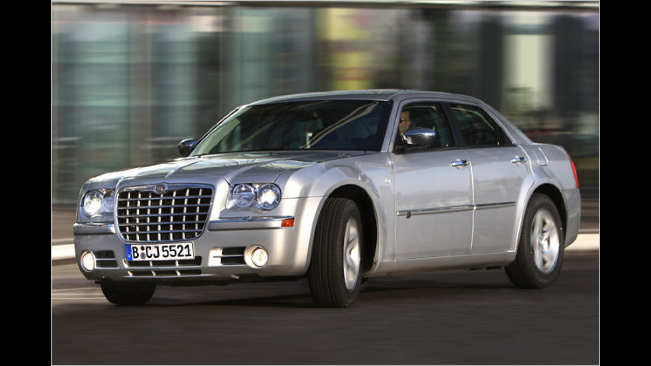 Chrysler 300C 3.0 CRD DPF