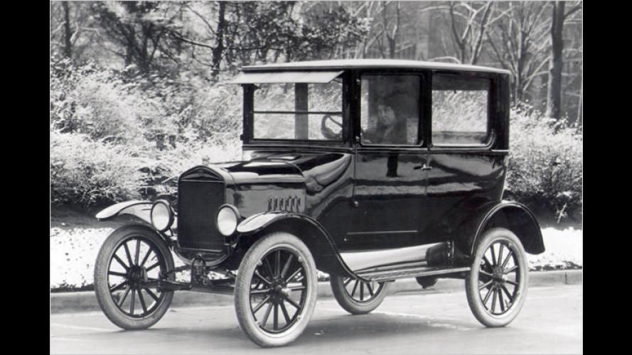 80 Jahre Ford in Köln: Vom A-Modell bis zum Fiesta