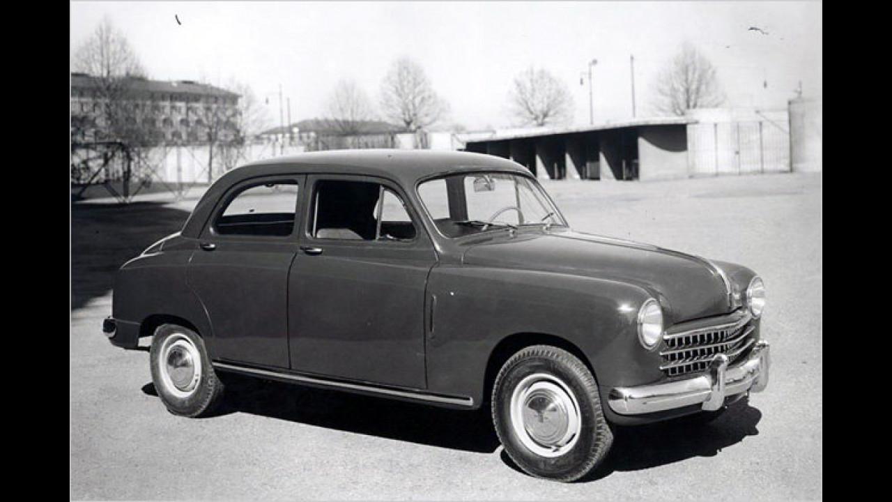 60 Jahre Fiat 1400